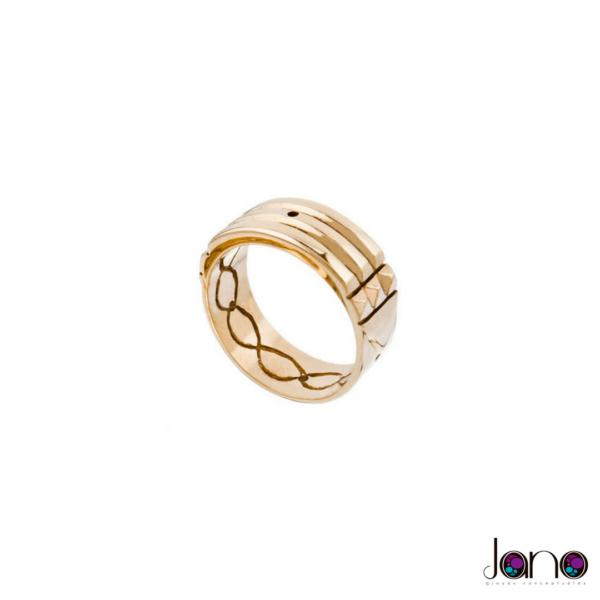 anillo atlante de cobre