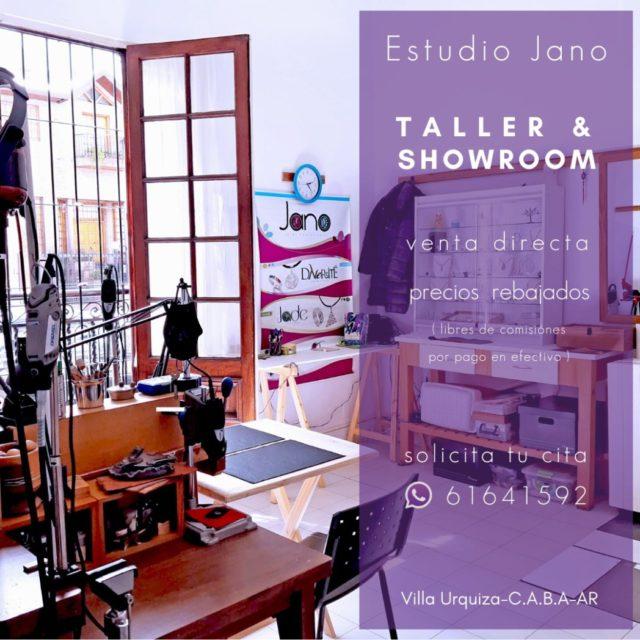nuevo estudio showroom jano  753720 640x640 Bienvenidos a Jano Joyas