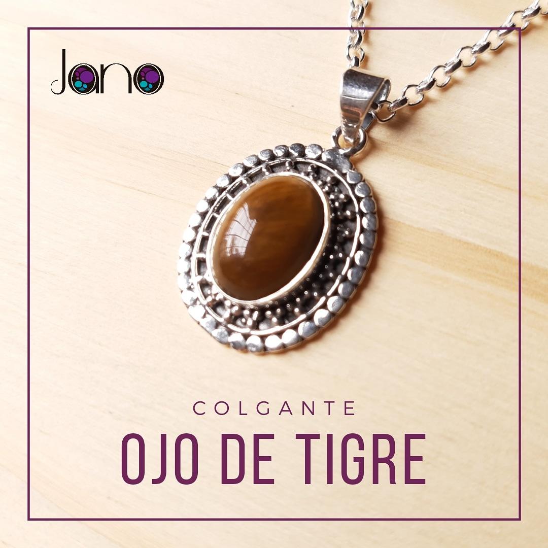 157013 Lanzamiento   Colgante Ojo de Tigre