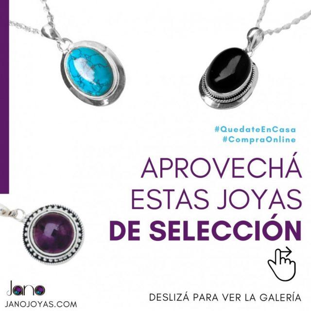 Aprovechá estas joyas de Selección1 640x640 Jano Joyas Artesanales