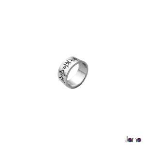 anillo simbolos sagrados del reiki