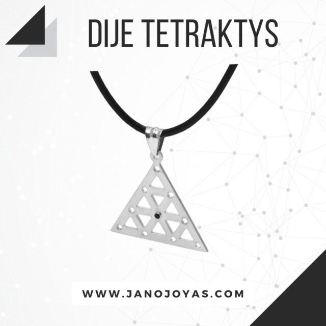 Dije Tetraktys numero perfecto jano joyas 1 640x640 Jano Joyas Holísticas
